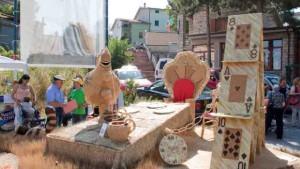 CARRI ARTISTICI DI GRANO, 7 PAESI VERSO L'UNESCO