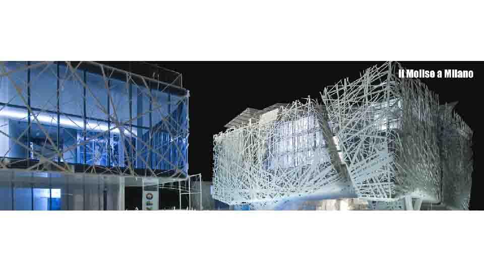 EXPO2015, DAL MOLISE VIA WEB