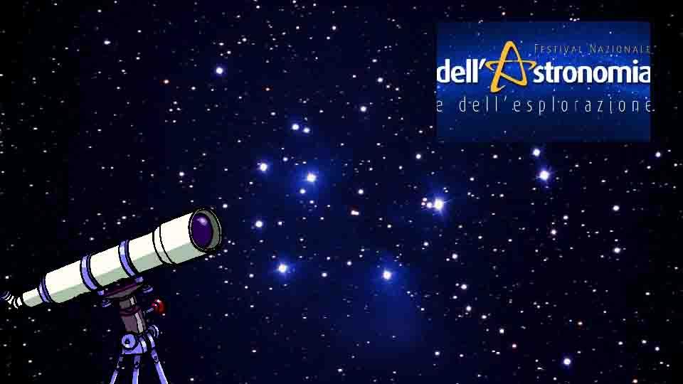 IN MOLISE DAL 1° MARZO IL FESTIVAL NAZIONALE DELL'ASTRONOMIA E DELL'ESPLORAZIONE