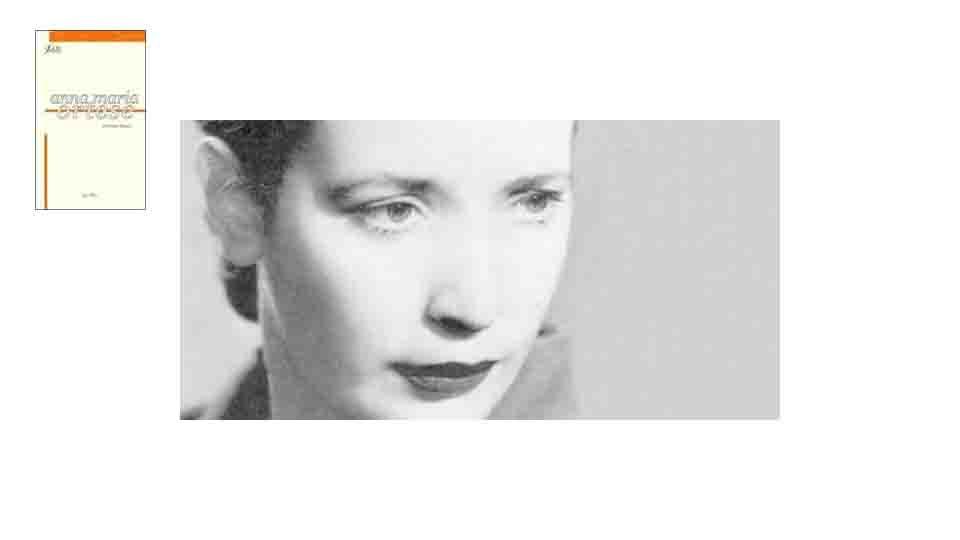 L' ANNA MARIA ORTESE DI ESTHER BASILE