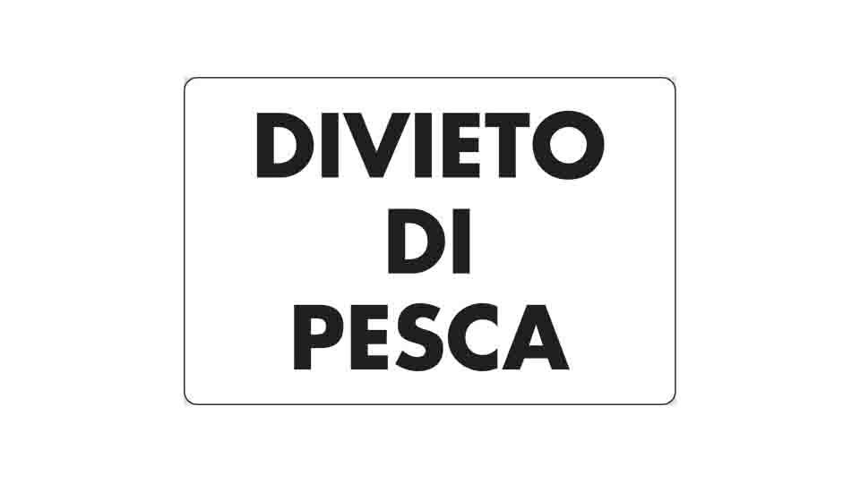 CAMPOBASSO, LE GIORNATE CON DIVIETO DI PESCA