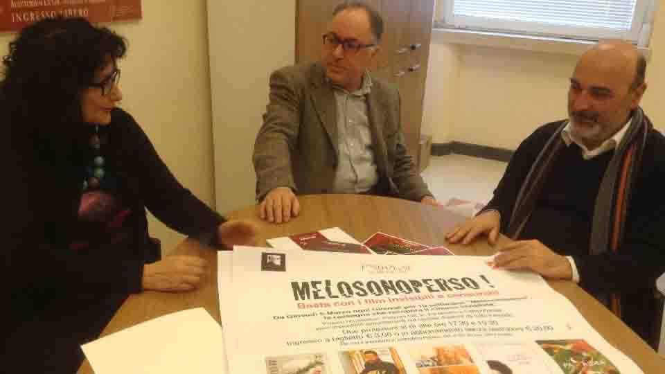 MELOSONOPERSO! FILM D'AUTORE IN RASSEGNA