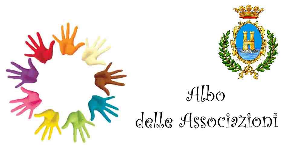 NASCE L'ALBO DELLE ASSOCIAZIONI, 60 GIORNI PER ISCRIVERSI
