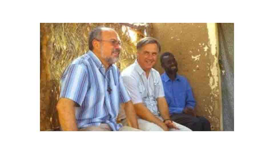 RAPITI E LIBERATI DOPO 58 GIORNI, INCONTRO CON DUE MISSIONARI
