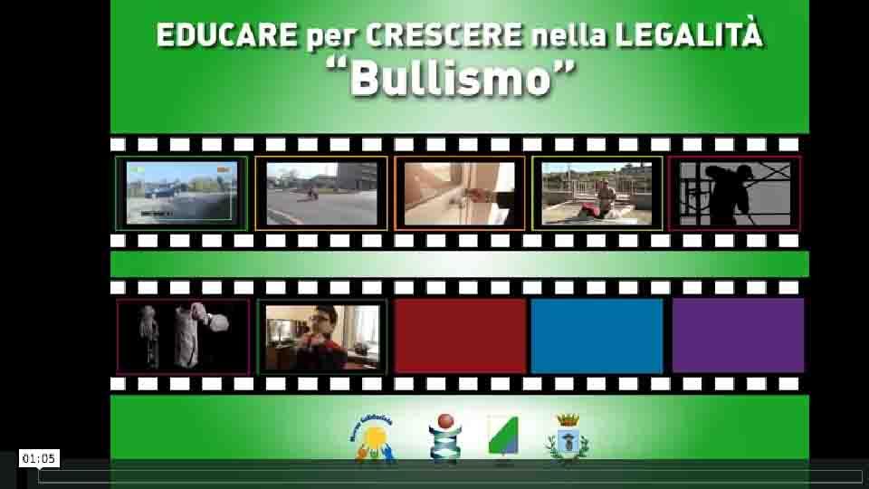 NO AL BULLISMO! NUOVO VIDEO REALIZZATO A SAN SALVO
