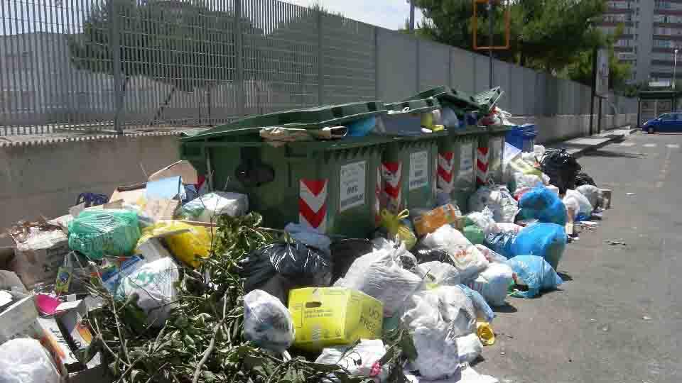 ABBANDONO RIFIUTI, REGOLE E SANZIONI CONTRO L'INCIVILTA' A CAMPOBASSO