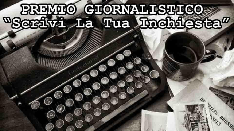 GIORNALISMO DI SERVIZIO, VIA AL PREMIO BIANCHI UNDER 35