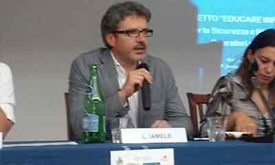 Lino Iamele, Presidente Soc. Cooperativa Sociale SIRIO