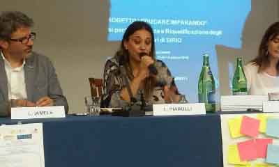 Lorenza Piarulli, Responsabile Fon.Coop Abruzzo, Molise e Puglia