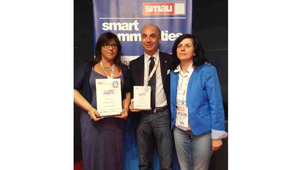 SMART CITY, IL MOLISE PREMIATO PER LA SA.L.SA...