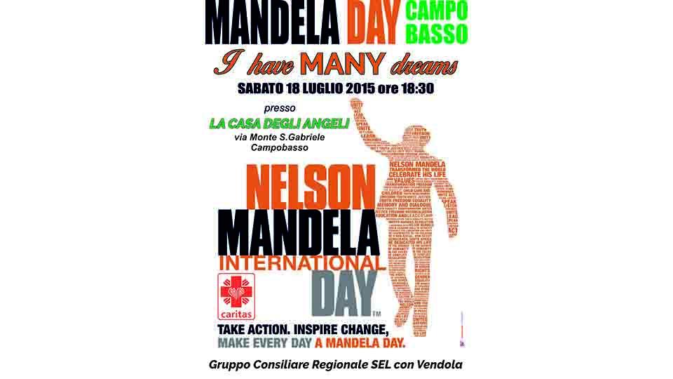 MANDELA DAY, CONTRO OGNI PREGIUDIZIO