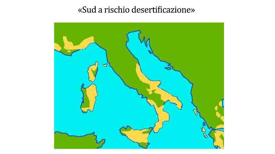 DESERTIFICAZIONE: NE PARLA UN MOLISANO AD EXPO