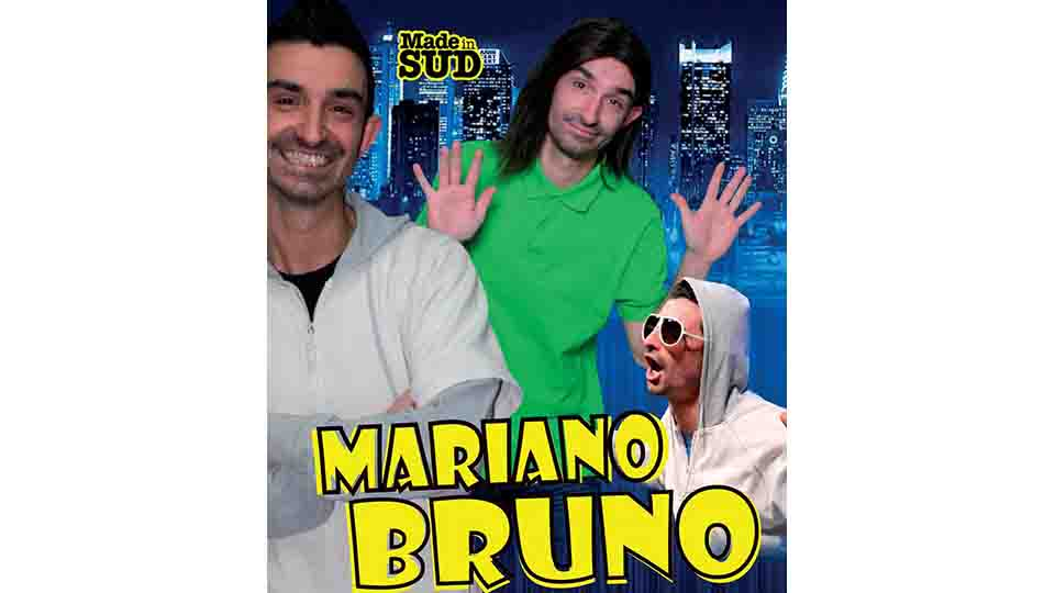 MARIANO BRUNO DA MADE IN SUD