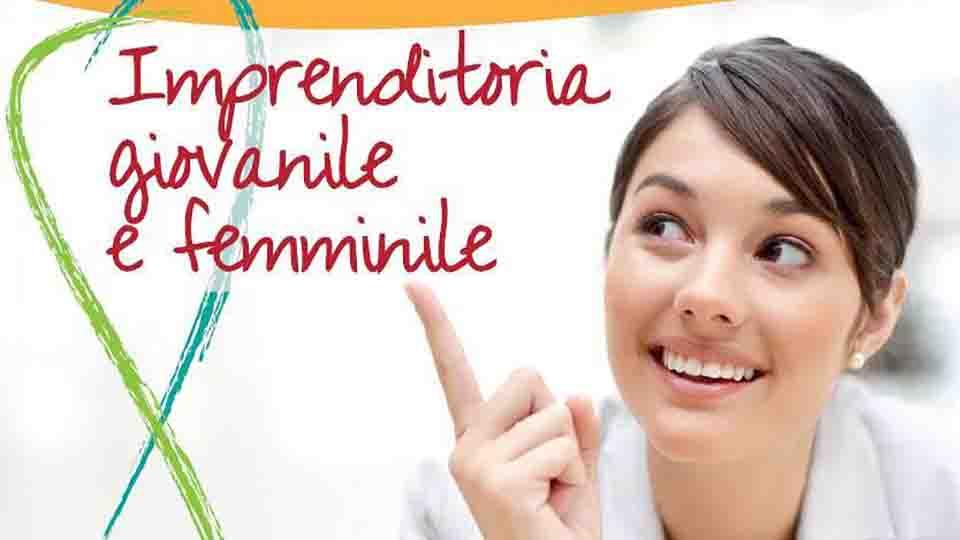 IMPRENDITORIA FEMMINILE E GIOVANILE, NUOVI INCENTIVI