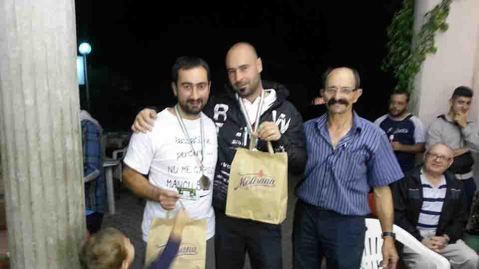TOMARO - D'AVETA CAMPIONI DI CALCIO BALILLA A BARANELLO