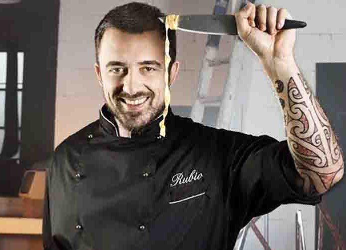 chef rubio in molise