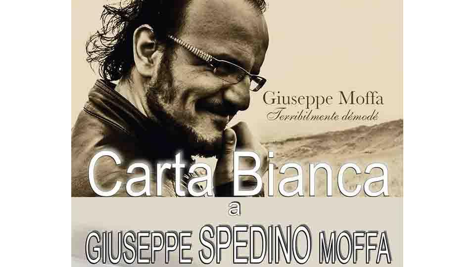 CARTA BIANCA PER GIUSEPPE MOFFA A MONTAGANO