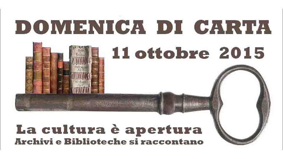 DOMENICA DI CARTA.
