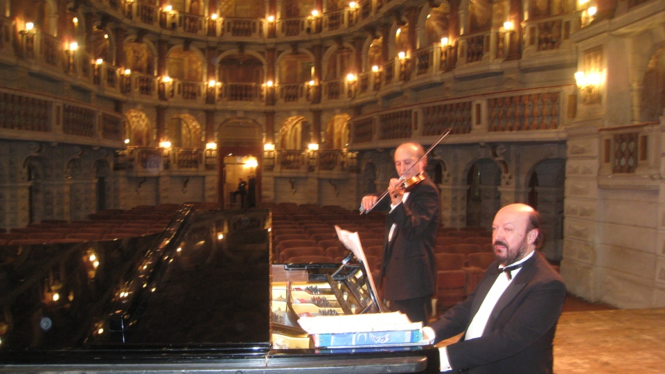 Duo di Perugia - 25 ottobre