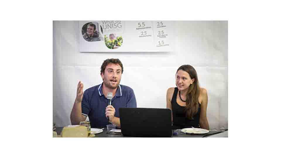 NICOLA E MICHELA, IL FUTURO IN CAMPAGNA