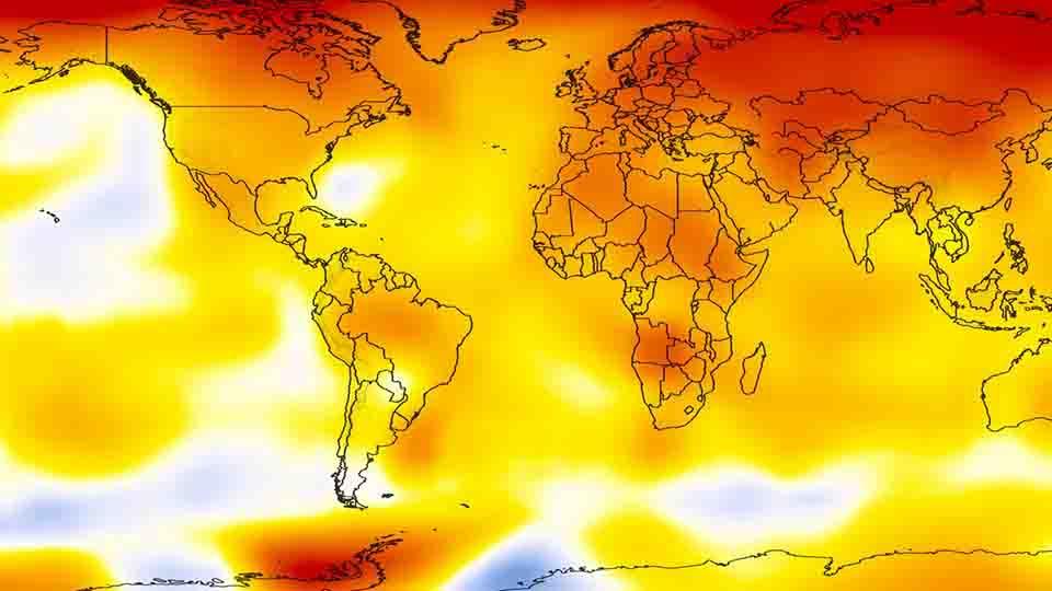 RISCALDAMENTO GLOBALE, UN TEMA DI CUI PARLARE