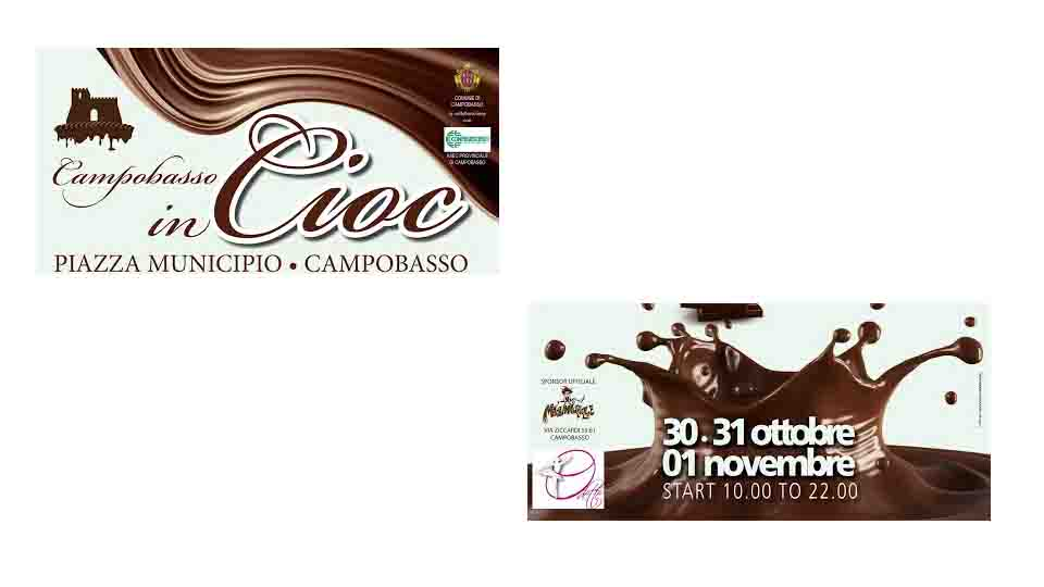 WEEK END CIOCCOLATOSO A CAMPOBASSO
