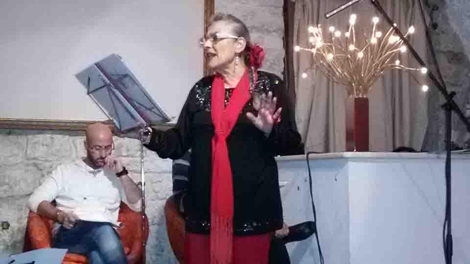 MATILDE CATERINA: DAL GRANDE SCHERMO AL PALCOSCENICO DELLA SUA MONTAGANO