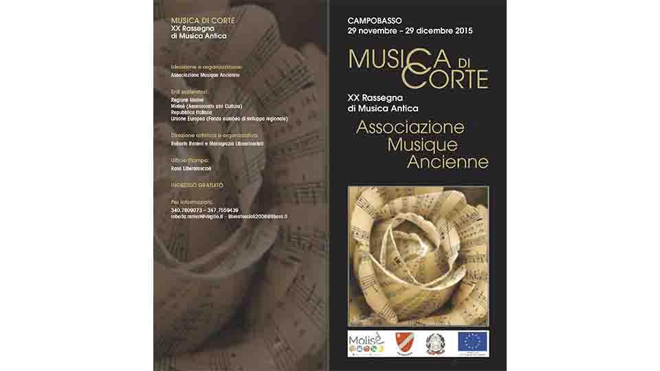 MUSICA DI CORTE A CAMPOBASSO
