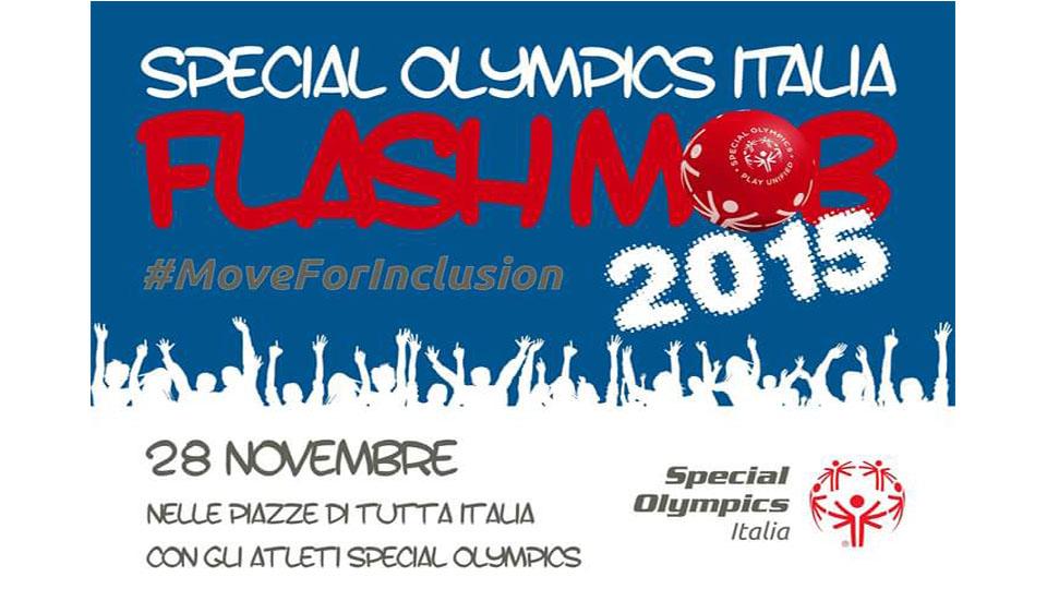 flash mob #moveforinclusion