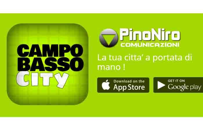 CAMPOBASSO IN APP? CAMPOBASSO CITY!