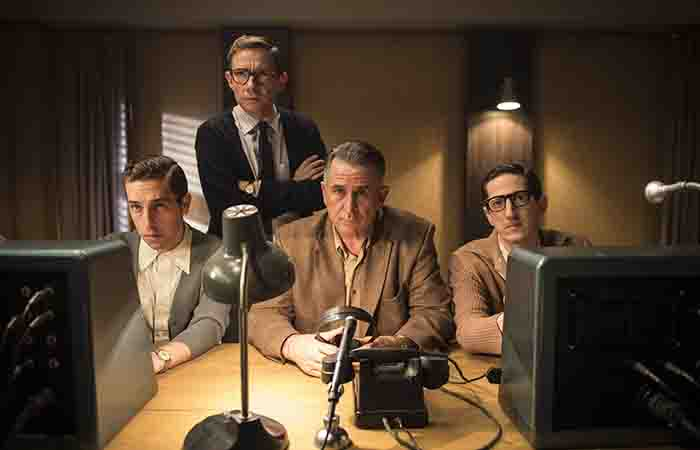 """THE EICHMANN SHOW"", L'EVENTO TV CHE SCONVOLSE IL MONDO AL MAESTOSO"