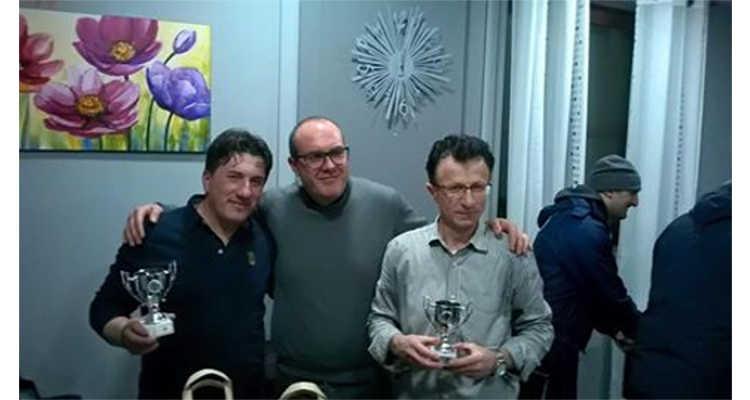 GERMANO E NICOLA VIP DEL CALCIO BALILLA