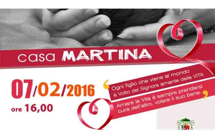 """""""CASA MARTINA"""" UN CENTRO A MISURA DI MAMMA"""