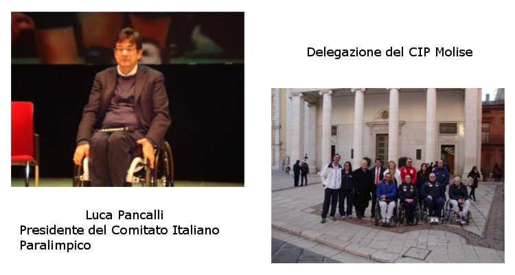 CIP Luca Pancalli