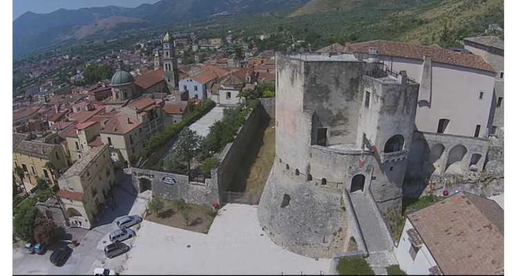 Molise visto dal drone