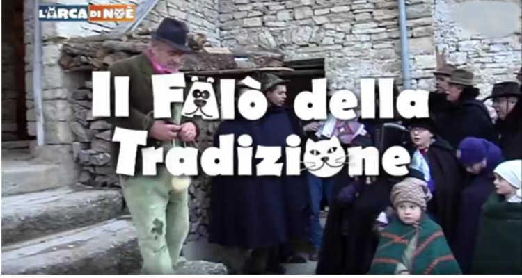 """L'ARCA DI NOE'"" ORMEGGIA A FROSOLONE"