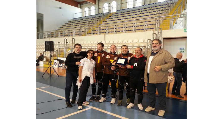 i guerrieri della luce protagonisti a Pescara