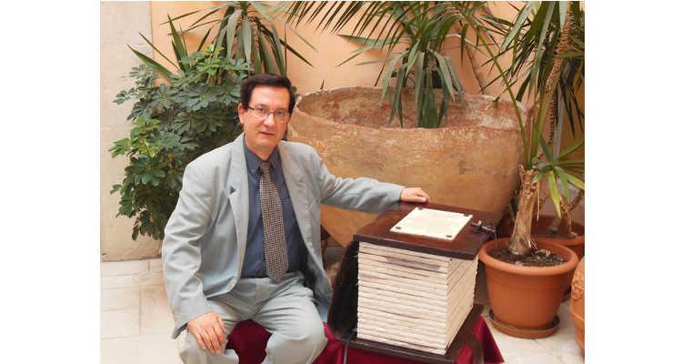 un libro in pietra, nuovo record per santelia