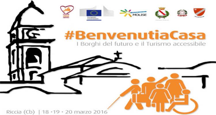 DALL'ANTICO AL NUOVO, RICCIA PRESENTA #BENVENUTIACASA