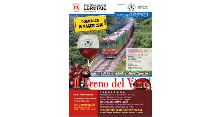 Il treno del vino
