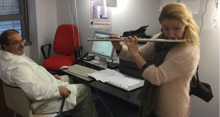 MUSICA IN CORSIA, TERAPIA PER CRESCERE FELICI