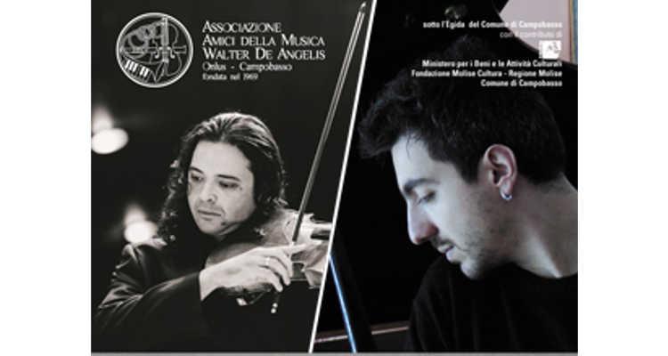 VIOLA E PIANOFORTE, INCONTRI MUSICALI AL TEATRO SAVOIA