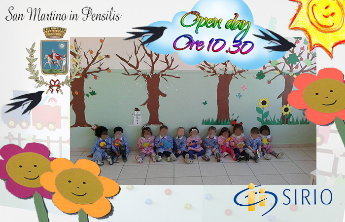 OPEN DAY SAN MARTINO