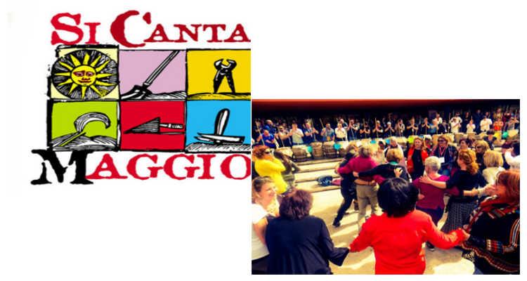 """""""SI CANTA MAGGIO"""", I BUFÙ DI CASACALENDA A ROMA"""