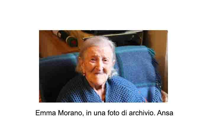 116 ANNI É ITALIANA LA PIÙ LONGEVA DEL MONDO