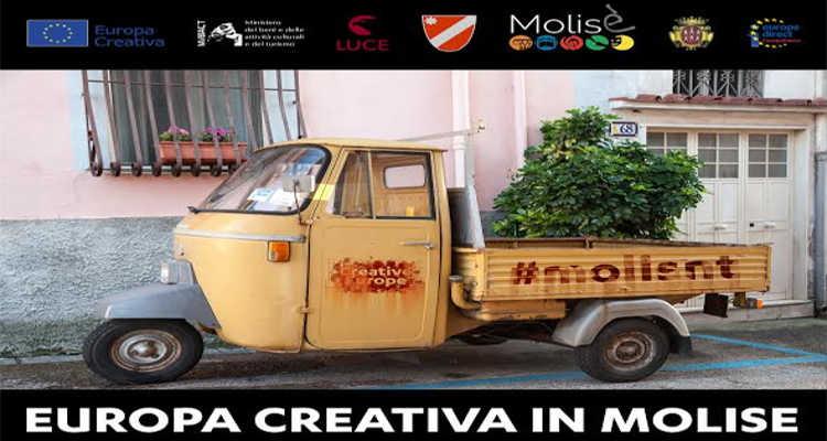 EUROPA CREATIVA IN MOLISE, L'EVENTO A CAMPOBASSO