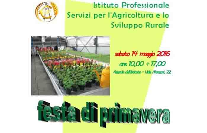 FESTA DI PRIMAVERA ALL'AGRARIO DI CAMPOBASSO