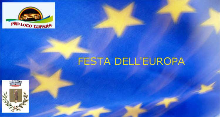 GIORNATA EUROPEA, TUFARA LA FESTEGGIA COSI'