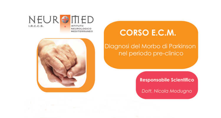 NEUROMED, PARLIAMO DI PARKINSON