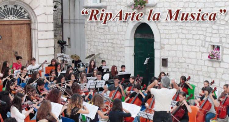 RIPALIMOSANI IN MUSICA, MASTERCLASS E CAMPO ESTIVO